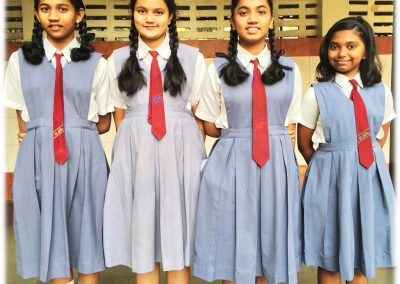 Secondary Uniform girls